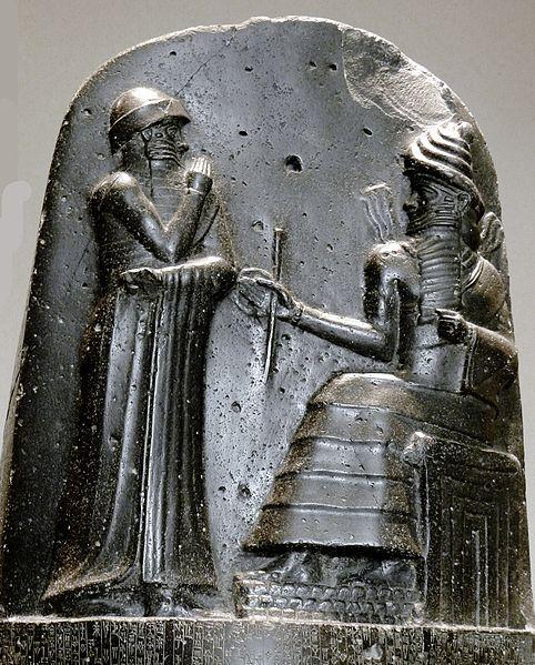 482px-P1050771_Louvre_code_Hammurabi_bas_relief_rwk