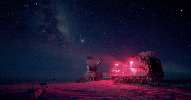 Southpoletelescope