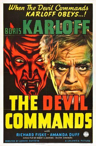 Devil-Commands-Poster